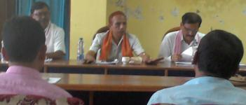 Grassroots consultations in Assam