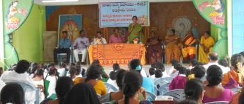 Mandal Level Meeting of New Education Policy Medikonduru Mandal Guntur Dist. Andhra Pradesh