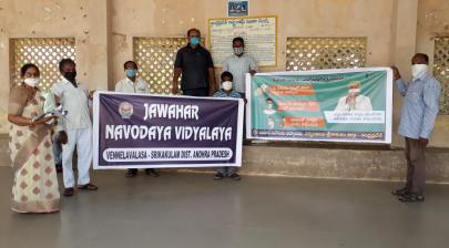Taking Pledge regarding Covid-19 Awareness Campaign